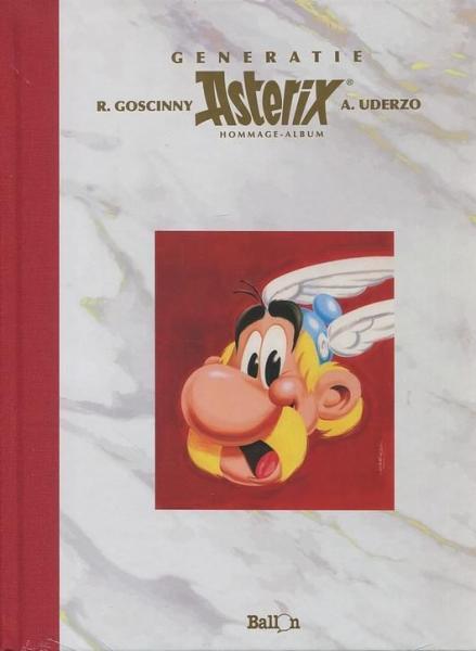Generatie Asterix 1 Hommage album