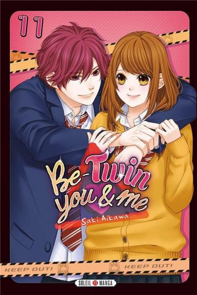 Be-twin you & me 11 Tome 11