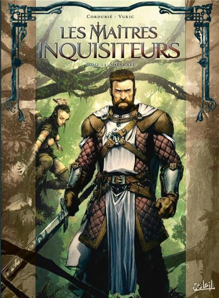 De meester-inquisiteurs 14 Shenkael
