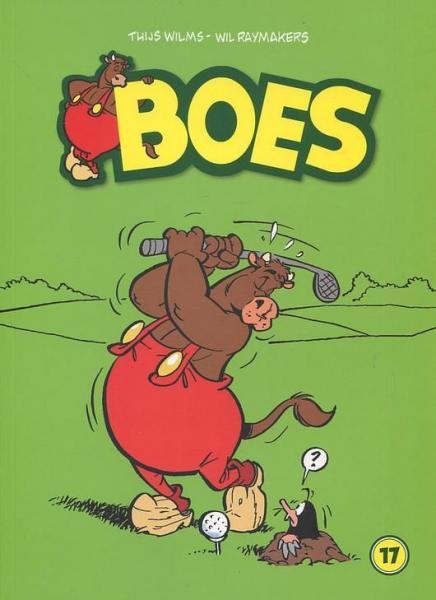 Boes (Saga) 17 Deel 17