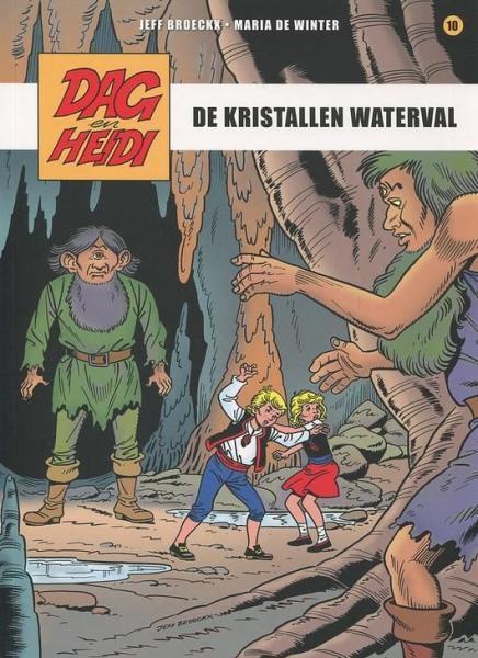 Dag en Heidi (Saga) 10 De kristallen waterval
