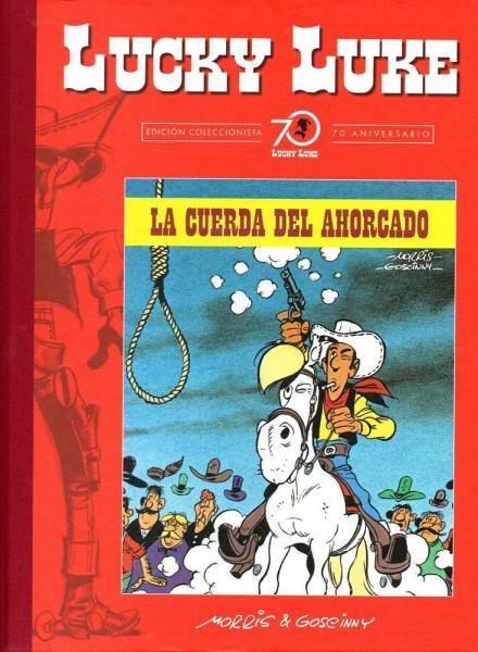 Lucky Luke (Dargaud/Lucky Comics) 19 El cuerda del ahorcado