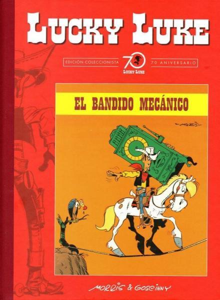 Lucky Luke (Dargaud/Lucky Comics) 20 El bandido mecánico