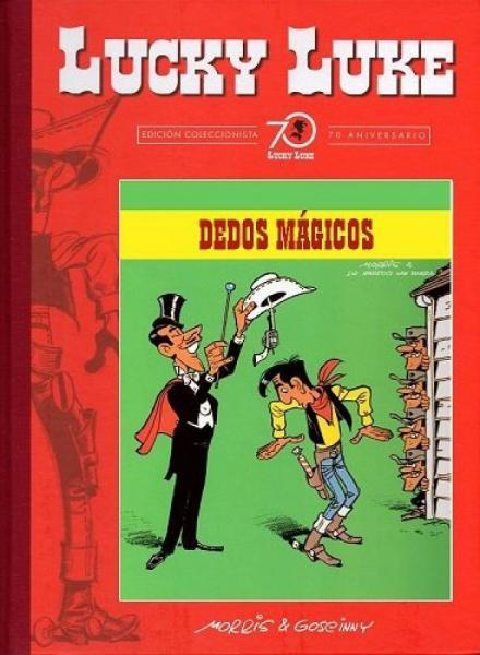 Lucky Luke (Dargaud/Lucky Comics) 23 Dedos mágicos