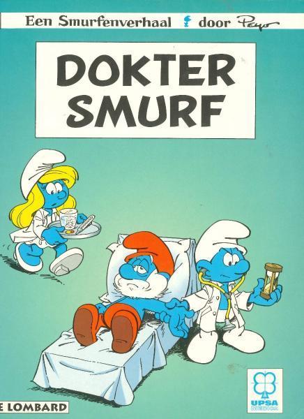 De Smurfen 19 Dokter Smurf