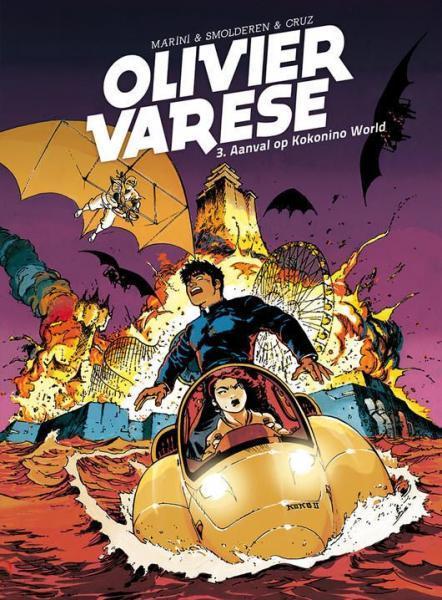 Olivier Varese 3 Aanval op Kokonino World