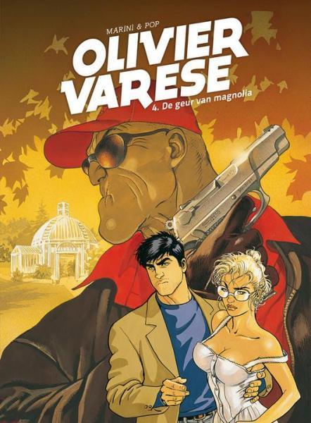 Olivier Varese 4 De geur van Magnolia