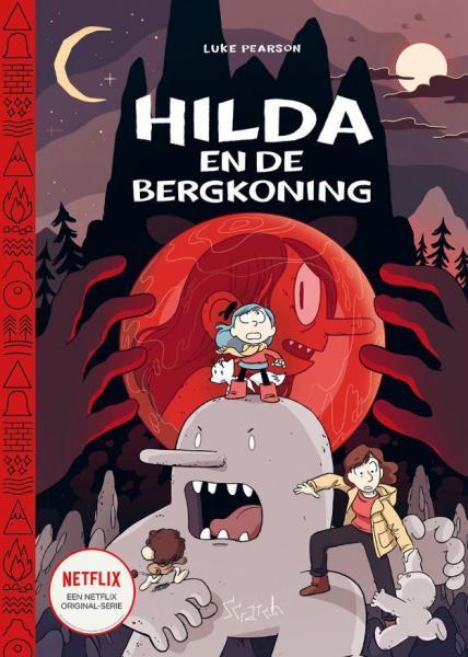 Hilda (Pearson) 6 Hilda en de bergkoning