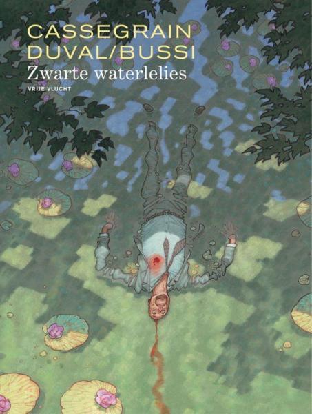 Zwarte waterlelies 1 Zwarte waterlelies