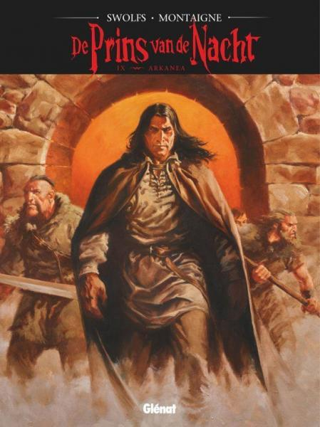De prins van de nacht 9 Arkanea