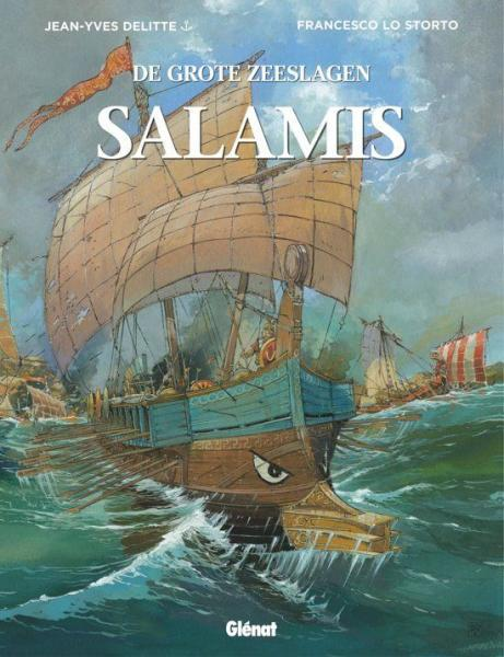 De grote zeeslagen 10 Salamis