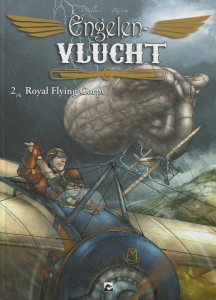 Engelenvlucht 2 Royal flying corps