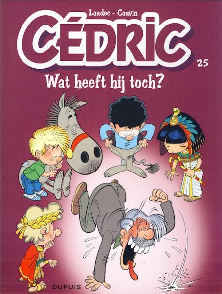 Cédric 25 Wat heeft hij toch?