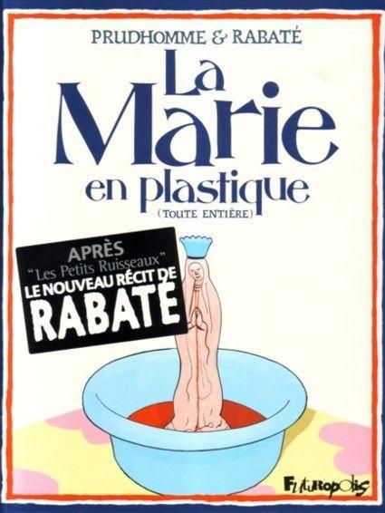 De Maria van plastic INT 1 La marie en plastique (toute entière)