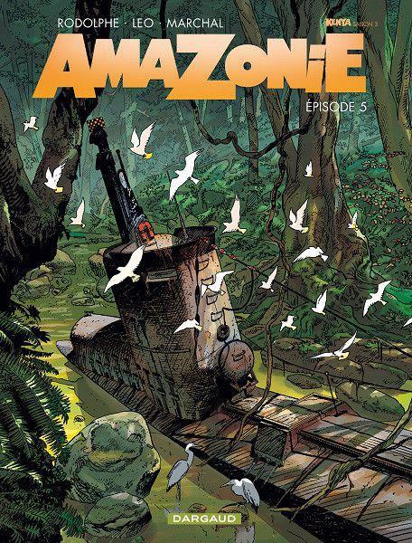 Amazonia (Marchal) 5 Episode 5