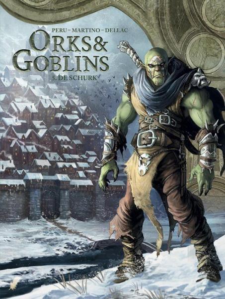 Orks & goblins 5 De schurk