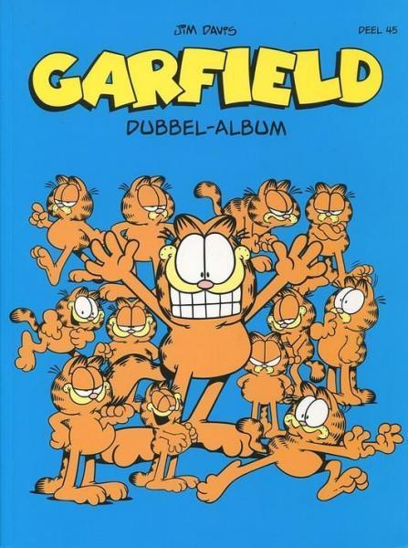 Garfield dubbel-album (Loeb/De Boemerang) 45 Deel 45