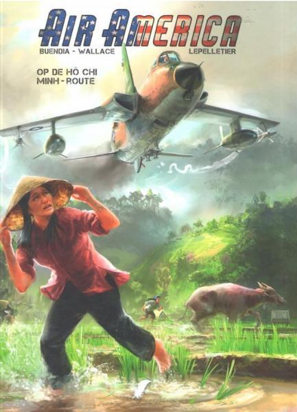 Air America 1 Op de Hô Chi Minh-route