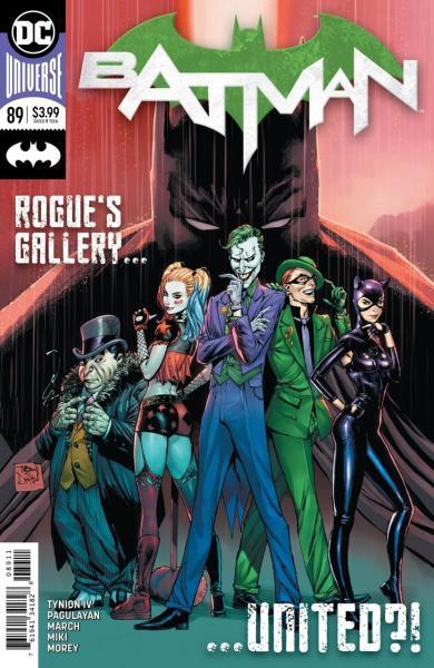 Batman B89 Their Dark Designs, Part 4