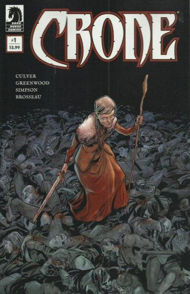 Crone 1 Issue #1