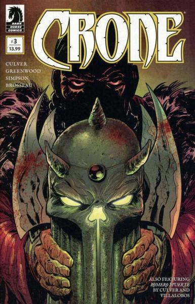 Crone 3 Issue #3