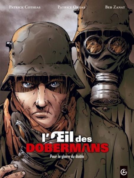Het oog van de Dobermanns 1 Pour la gloire du diable