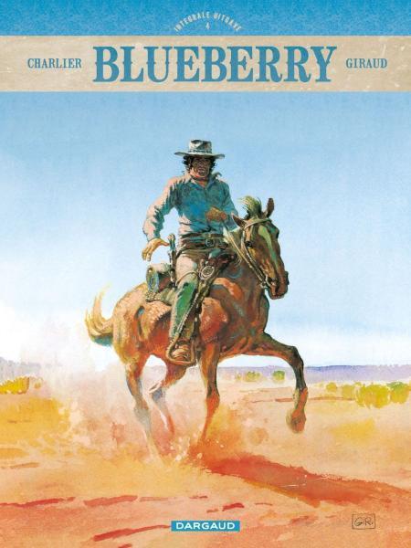Blueberry (Nederlands) INT A4 Integrale uitgave 4