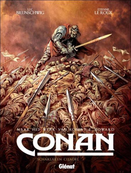 Conan de avonturier 5 Scharlaken citadel
