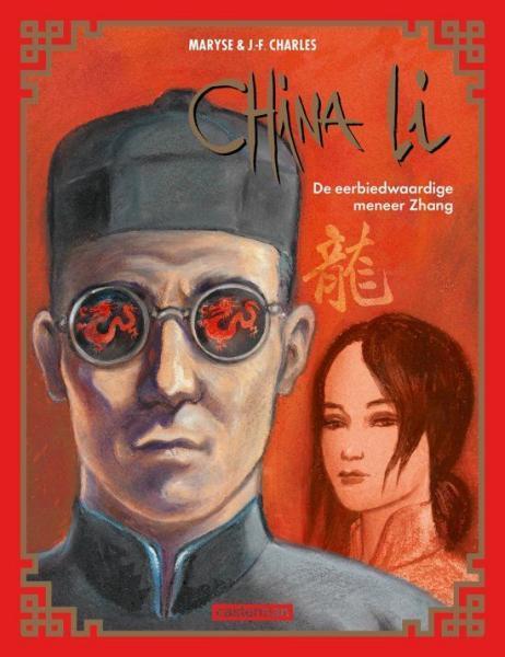 China Li 2 De eerbiedwaardige meneer Zhang
