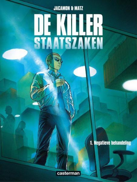 De killer - Staatszaken 1 Negatieve behandeling