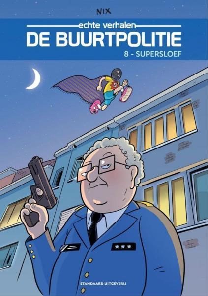 De buurtpolitie 8 Supersloef