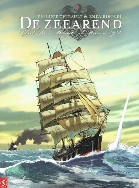 De Zeearend 1 Atlantische oceaan 1916