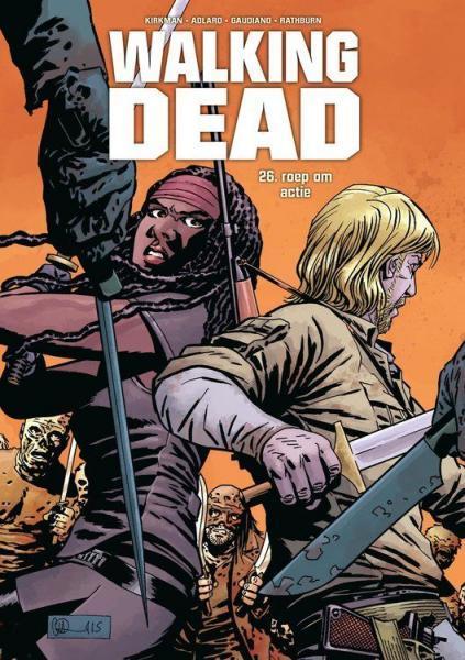 Walking Dead (Silvester) 26 Roep om actie