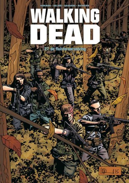 Walking Dead (Silvester) 27 De fluisteraarsoorlog