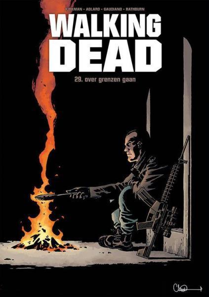 Walking Dead (Silvester) 29 Over grenzen gaan
