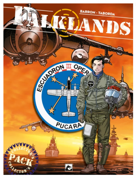 Falklands INT 1 Collector's pack