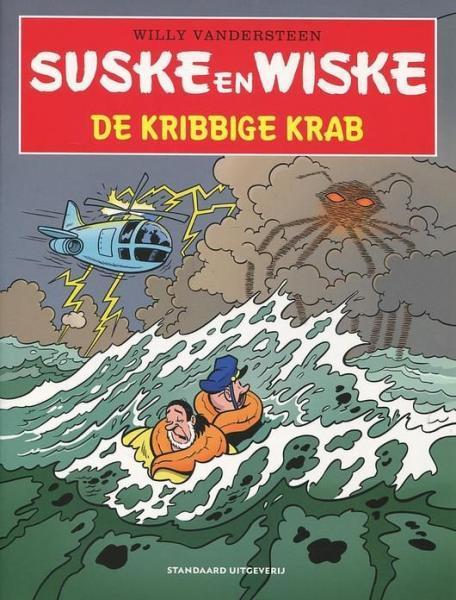 Suske en Wiske in het kort 13 De kribbige krab