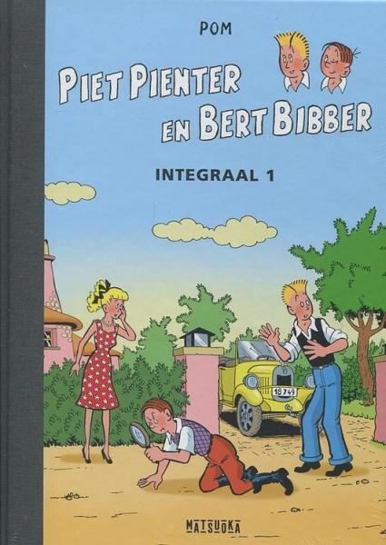 Piet Pienter en Bert Bibber INT 1 Integraal 1