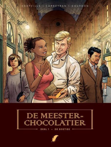 De meester-chocolatier 1 De boetiek