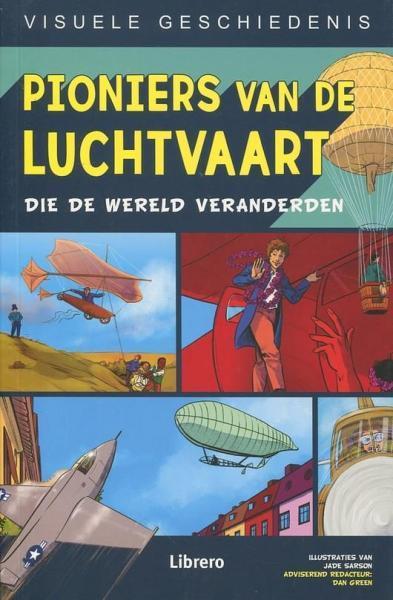 Visuele geschiedenis 2 Pioniers van de luchtvaart