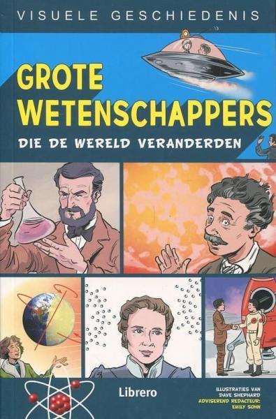 Visuele geschiedenis 3 Grote wetenschappers