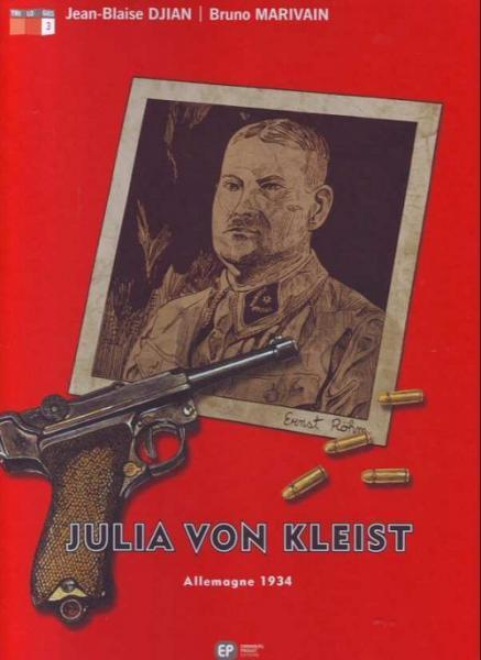 Julia von Kleist 3 Allemagne 1934
