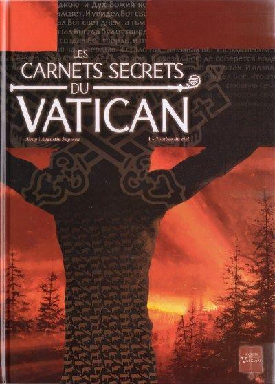 De geheime dagboeken van het Vaticaan 1 Tombée du ciel