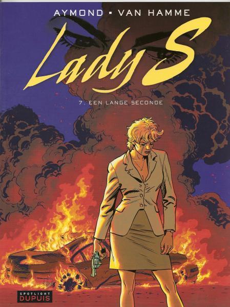 Lady S. 7 Een lange seconde