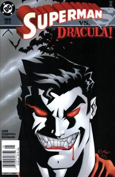 Superman A180 The House of Dracula
