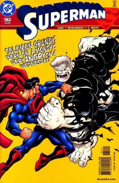 Superman A182 The Secret, Part 1: Dead Me