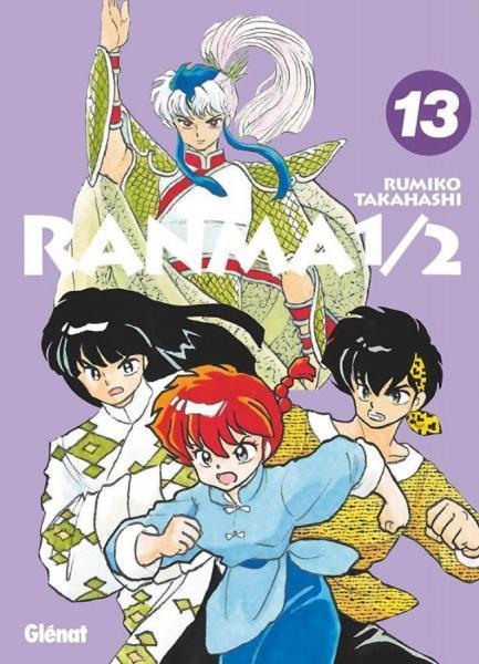 Ranma 1/2 (Glenat) INT 13 Volume 13