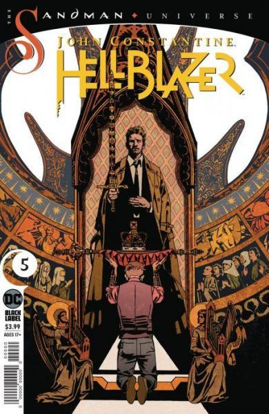 John Constantine: Hellblazer 5 Scrubbing Up, Part 2