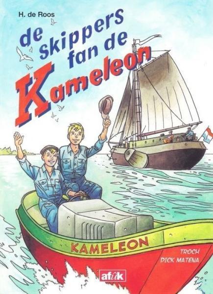 De schippers van de Kameleon 1 De skippers fan de Kameleon