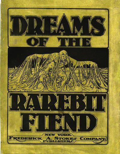 Dromen van een smulpaap 1 Dreams of the Rarebit Fiend